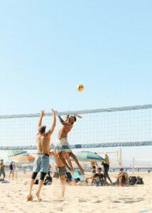 Beach-Volley au CSVB